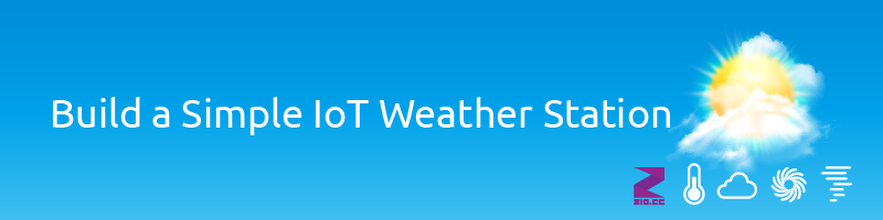 Simple IoT Weather Station with Zio's Zuino XS PsyFi32