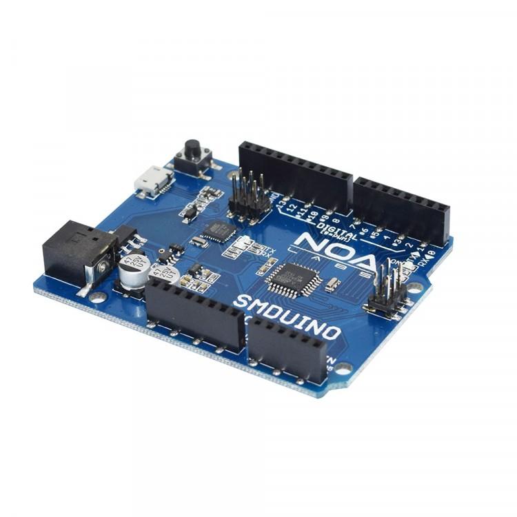 Smd smduino uno board arduino compatible