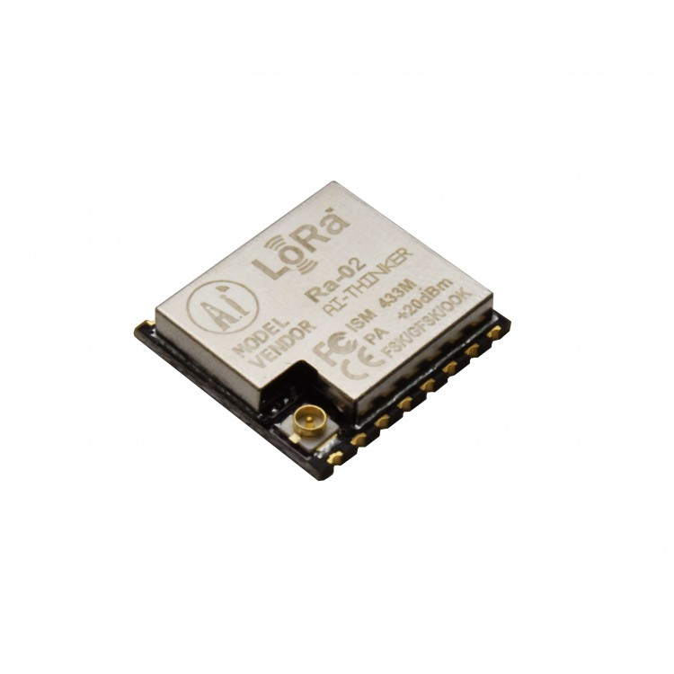 LoRa Ra-02 433MHz Long Range Wireless Transreceiver - SX1278