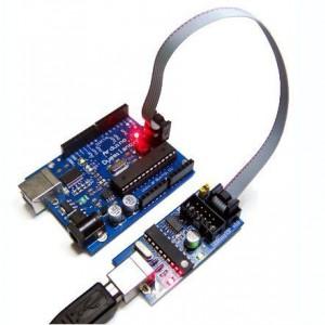 Burning the Bootloader on ATMega328 Using Arduino