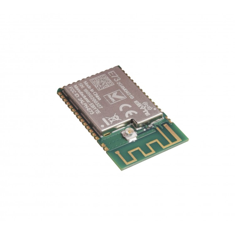 nrf52832 Bluetooth Module (CE, FCC, Half-Cut Hole)