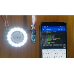 HC-08 BLE and Rainbow LED Tutorial