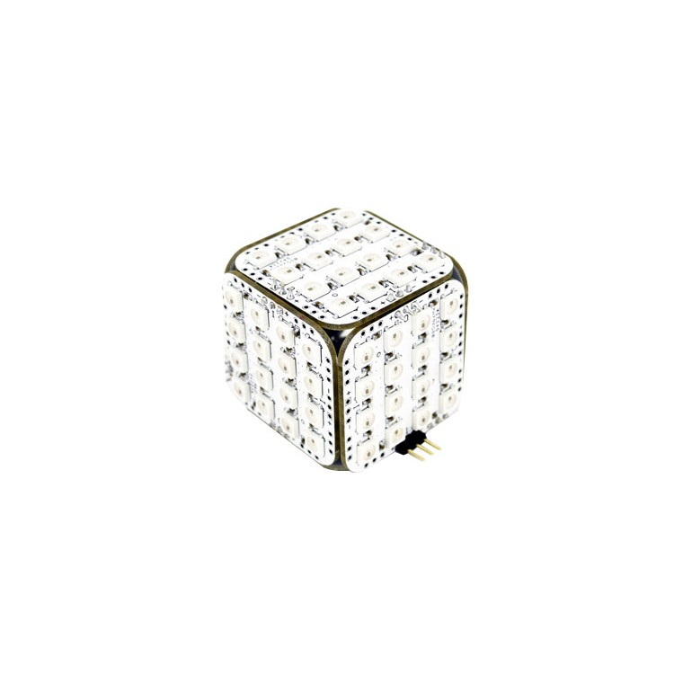 led cube  96 leds