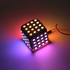 WS2812B LED Cube 96 for arduino
