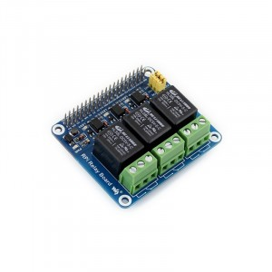 RaspBerry Pi Relay Board Smarthome