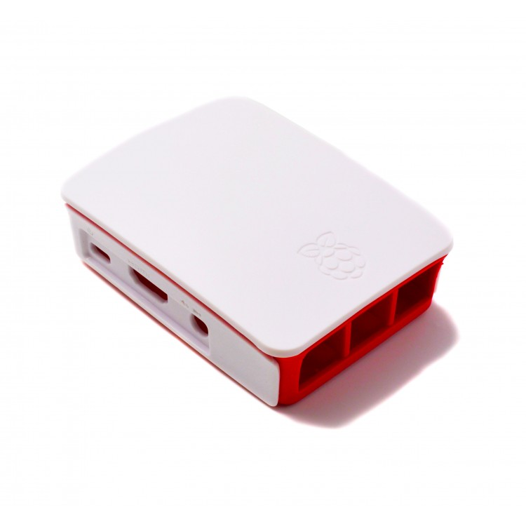 Raspberry Pi 3 Case (Foundation's Style)