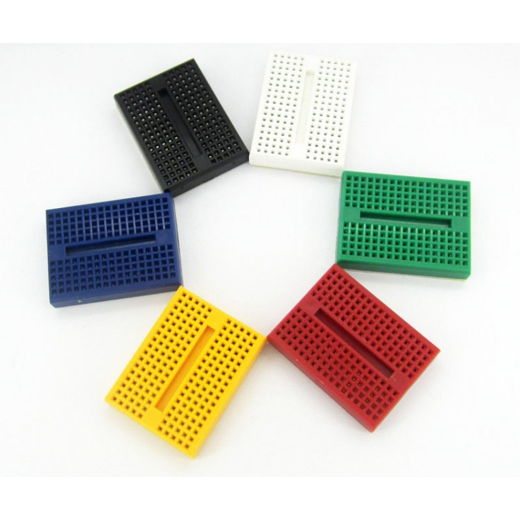 BREADBOARD (MINI-SIZE)