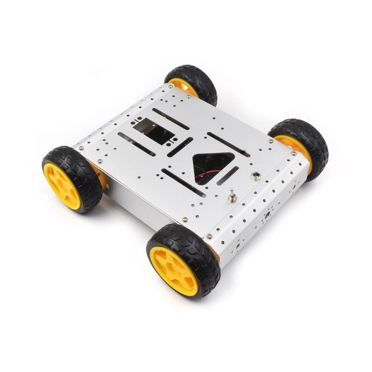 Metal Robot Chassis Kit (4WD)