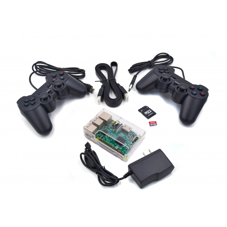 Raspberry Pi 3 B Gaming Kit