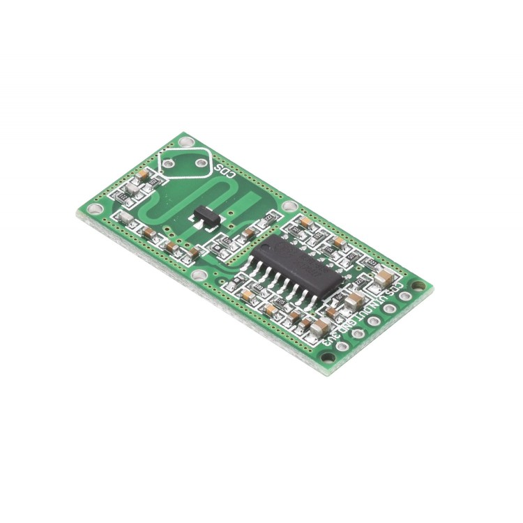 Motion Sensor Doppler Radar Module RCWL0516