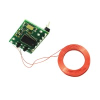 Mini 125Khz RFID Module Antenna 35mm Wiegand Protocal