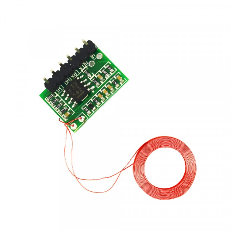 Mini 125Khz RFID Module Antenna 35mm Wiegand Protocol