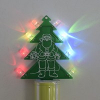 V2.0 Colorful LED Christmas tree automaticlly flashing