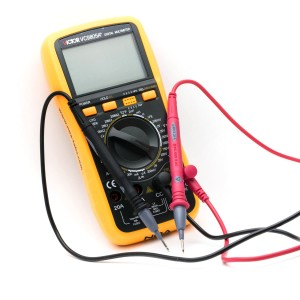 Multimeter Victor VC9805A+ (U,I,T,R,C,L, Manual)