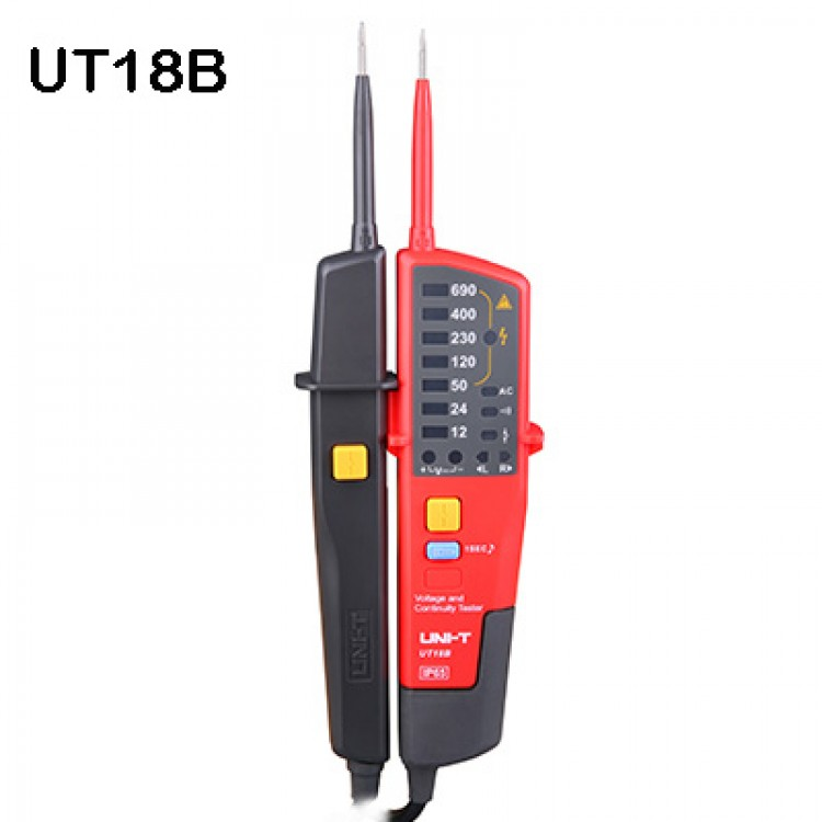 Voltage and Continuity Tester UT18B