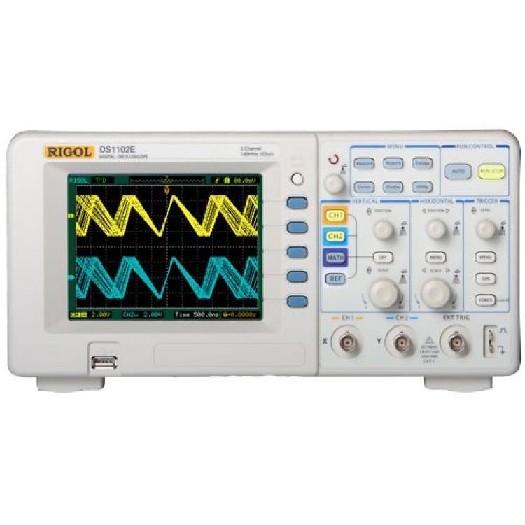 Rigol Oscilloscope DS1000E