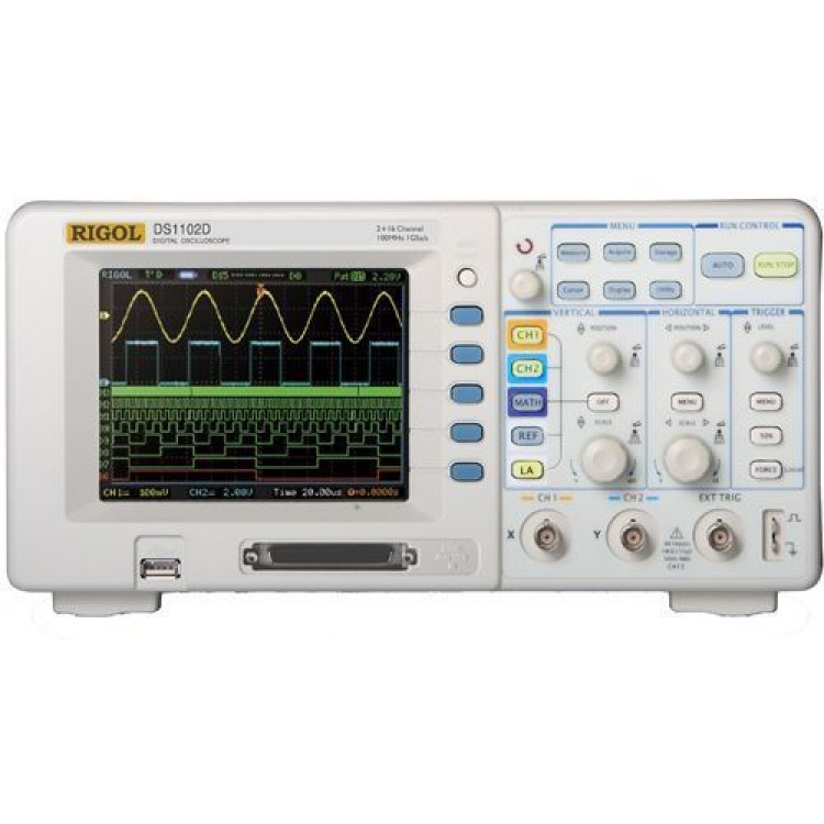 Rigol Oscilloscope DS1000D