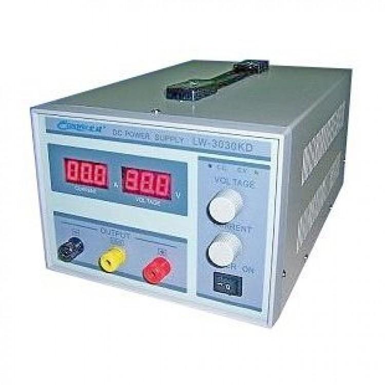 DC Power Supply LW LW-1530KD 0-15V 0-30A