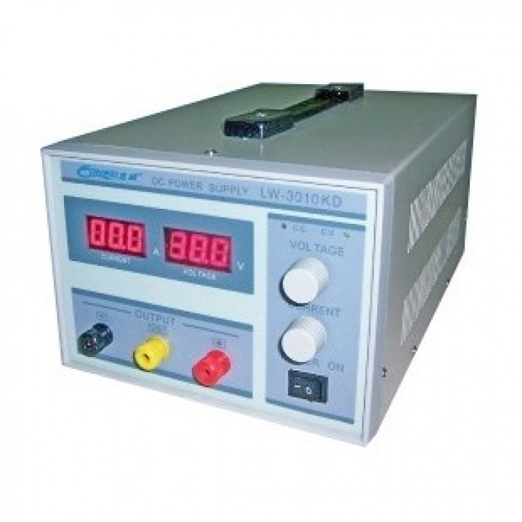 DC Power Supply LW LW-3010KD 0-30V 0-10A