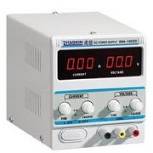 Linear DC Power Supply RXN-1503D (0-15V, 0-3A)