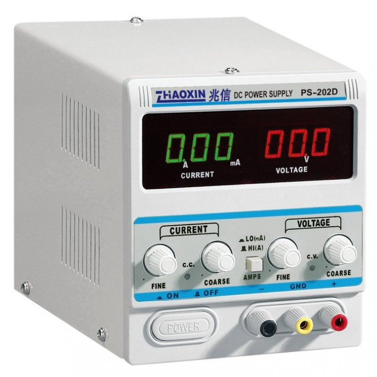 Dc linear power supply