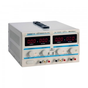 Linear Triple DC Power Supply RXN-305D-II (2x, 0-30V, 0-5A, 1x5V)