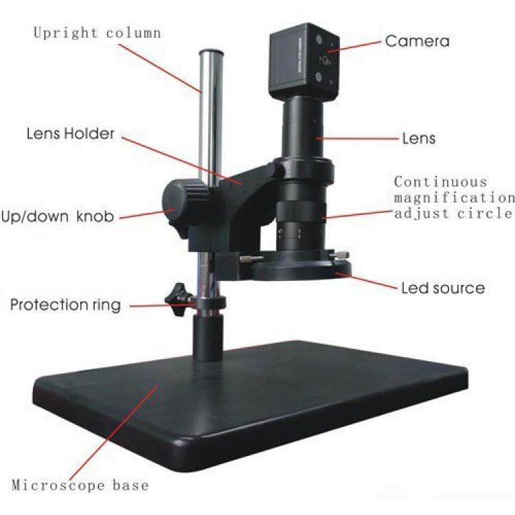 Usb Microscope 5mp 250 1000x