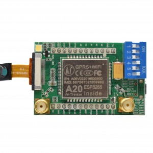 GSM/GPRS WiFi Camera Module breakout Board A20 IoT
