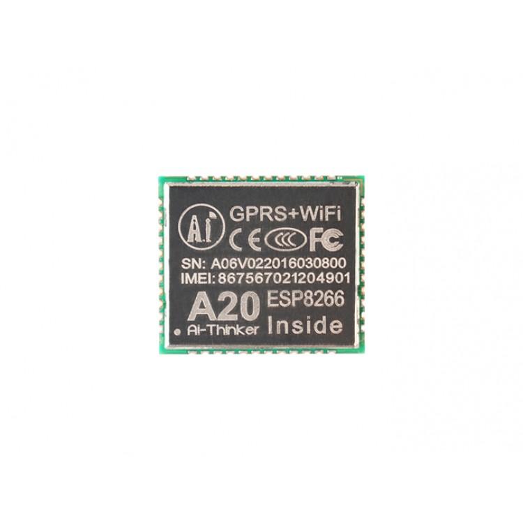 GSM/GPRS Module A20 (WiFi)