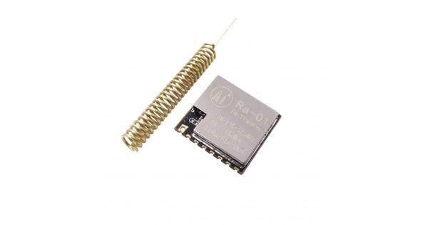 SX1278 LoRa Spread Spectrum Wireless Module 433MHz SPI Interface Ra-01//Ra-02