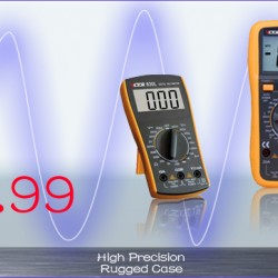 High Quality Multimeters from Viktor