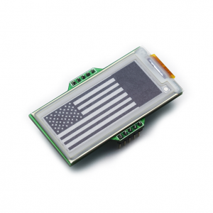 E-ink E-paper Display module 3.3V 2.04 inch 172x72