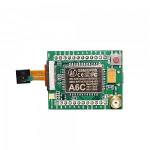 Wireless GSM/GPRS Camera Module breakout Board A6C