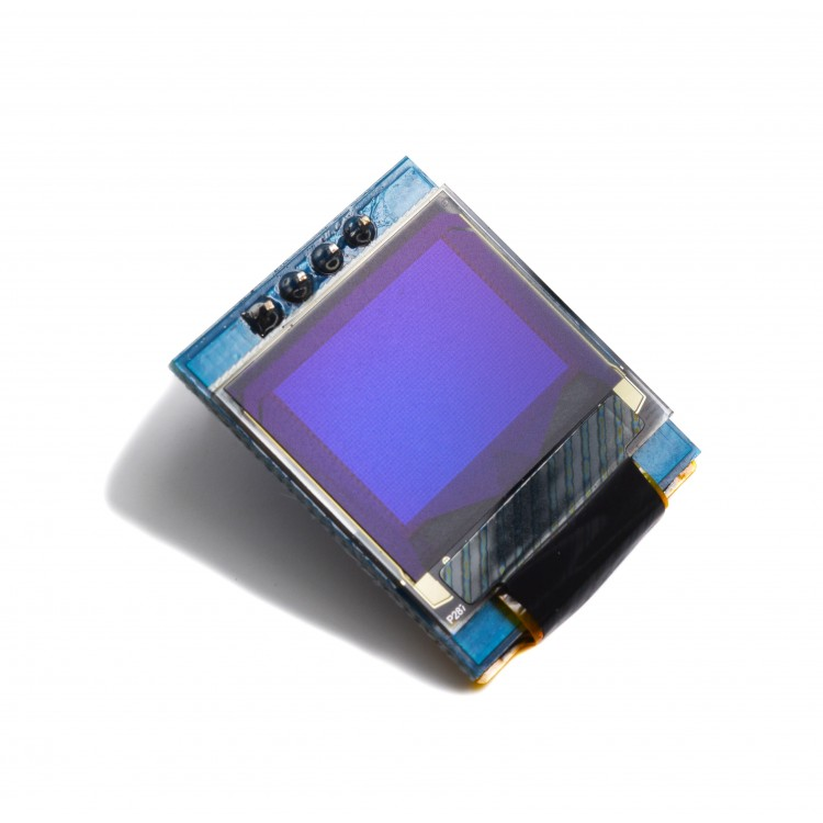 OLED Display (0.66 in, 64x48, IIC)