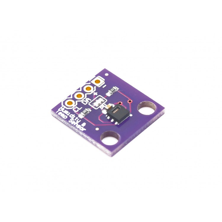 Temperature and Humidity Sensor Breakout Board SHT20