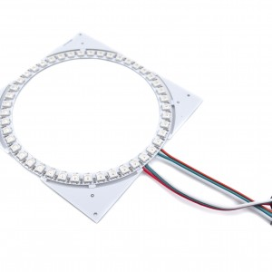 Addressable RGB LED Ring SK6812 (45 5050 LEDs)