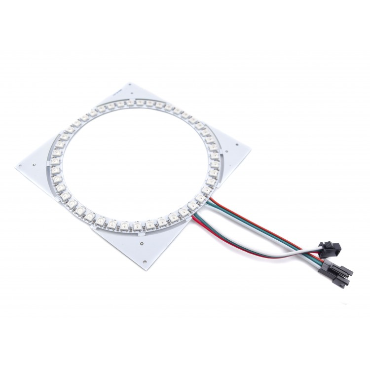 addressable rgb led ring sk6812  45 5050 leds
