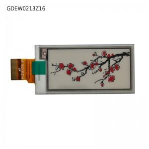 E-ink E-paper Display