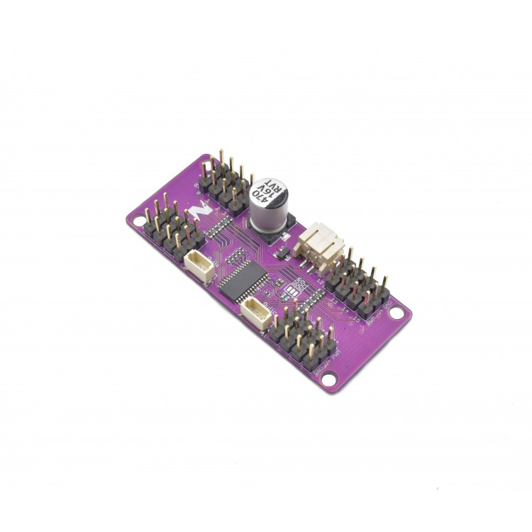 Zio 16 Servo Controller (Qwiic)