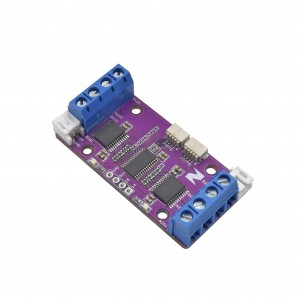 Zio 4 DC Motor Controller (Qwiic, 2.5 to 13.5V, 1.2A Continuous, 3.2A Peak)