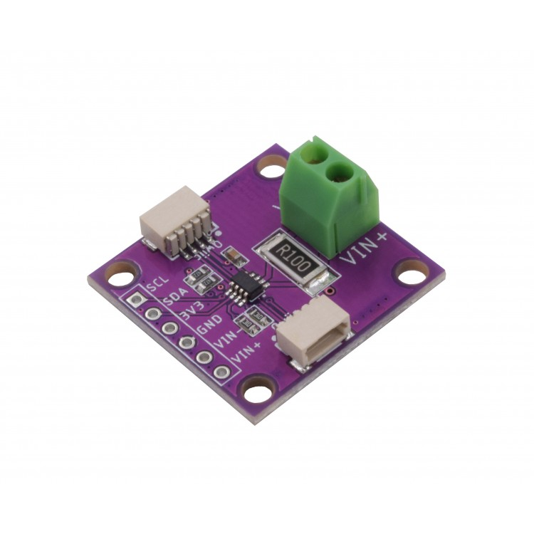 Zio Qwiic Current & Voltage Sensor INA219