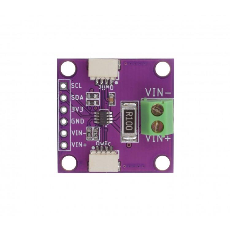 Zio Qwiic Current & Voltage Sensor INA219