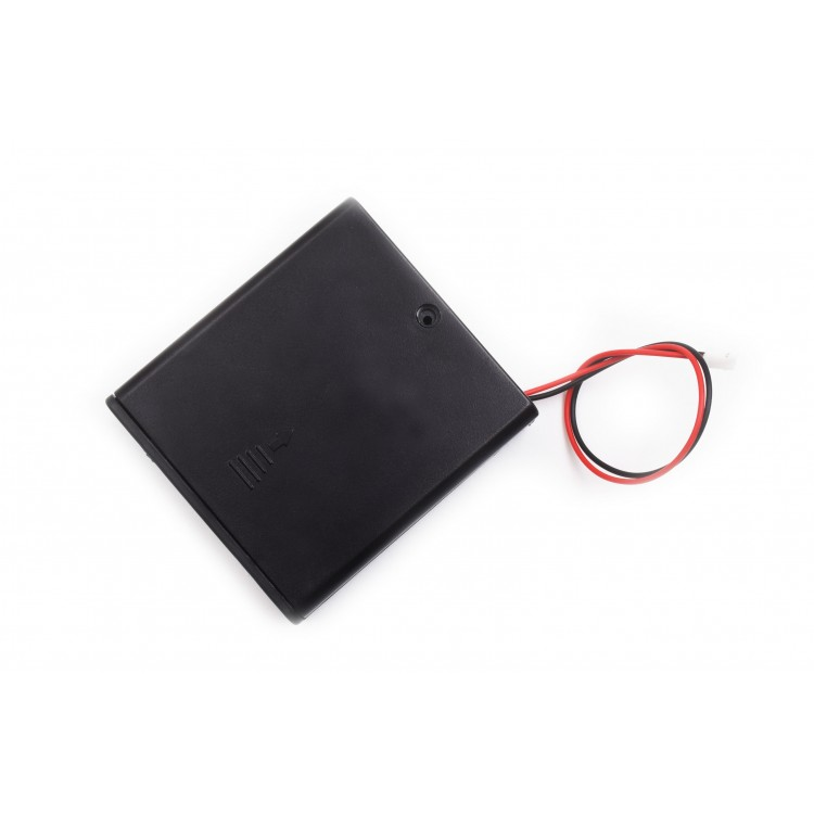Battery Holder for Zio (4x AA, 6V)