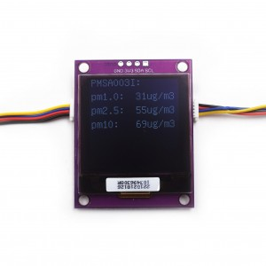 Zio Qwiic 1 5in OLED Display Qwiic Start Guide