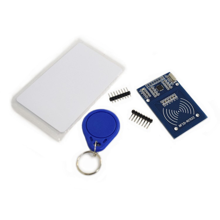 Mifare Rfid Card And Reader Kit Rc522 Smart Prototyping