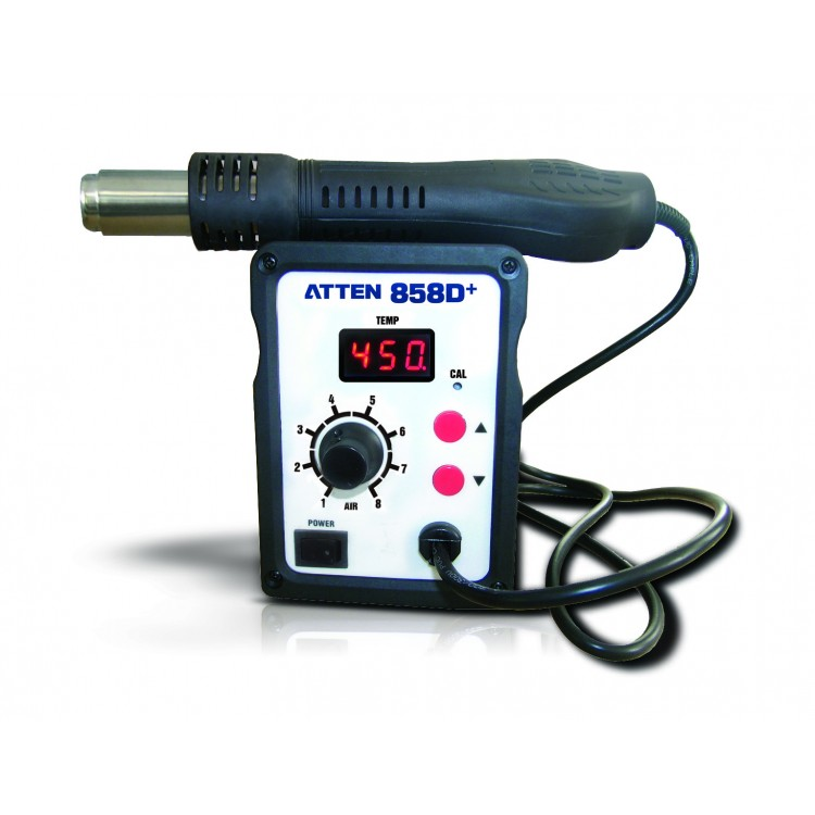 Hot Air Soldering Station AT858D+
