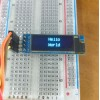 OLED Display with Arduino Uno - A
