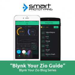 Blynk Your Zio Qwiic Start Guide