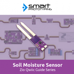 Zio Soil Moisture Sensor Qwiic Start Guide