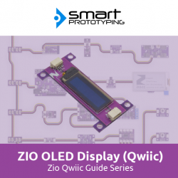 Zio OLED 0.91in Display Qwiic Start Guide